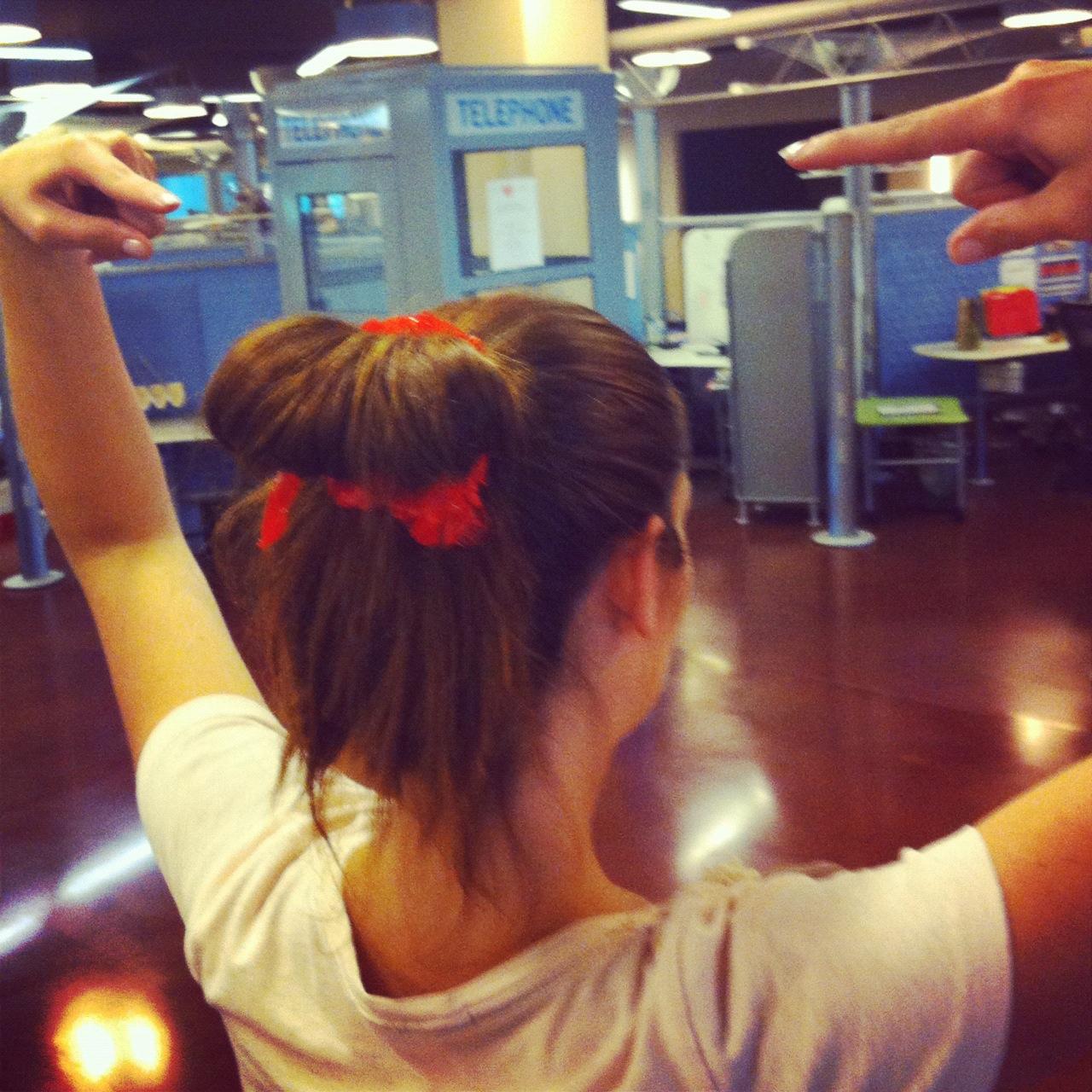 Fantastic 20 Years Of Bad Gymnastics Hair Short Hairstyles Gunalazisus